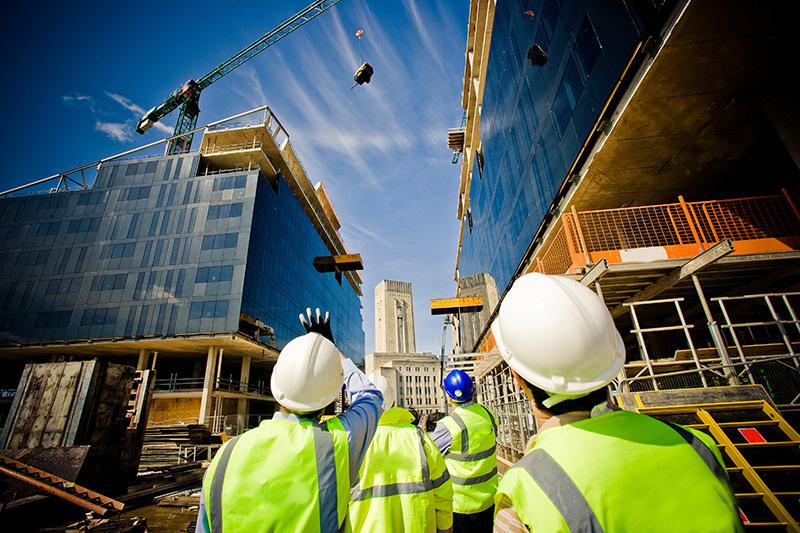 بازار جهانی ساخت و ساز